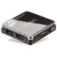 Logilink Hub USB actif 4 ports USB 3.0 avec alimentation