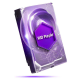 """Wd Disque dur Purple NVR 3""""½ 3 To 5400 tours 64 Mo SATA III WD30PURZ"""