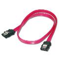 (generique) Câble Serial ATA III 6.0 Gb/s 50 cm (rouge)