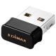 Edimax Adaptateur WiFi USB 802.11n 2,4 GHz 150 Mbps + BT EW-7611ULB