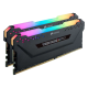 Corsair Kit Vengeance RGB PRO 2x16 Go DDR4 PC4-25600 3200 MHz CL16