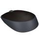 Logitech Souris optique sans fil compacte M171 noire RF 2,4 GHz USB 1000 dpi