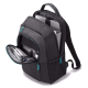 Dicota Sac à dos nylon noir 15,6 avec emplacement pour tablette D30575