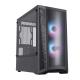 Coolermaster Boitier micro-tour MasterBox MB320L ARGB 2x120 mm 2xUSB audio