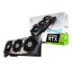 Msi GeForce RTX 3070 SUPRIM X 8 Go G-DDR6 256 bits PCIe 16x