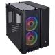 Corsair Crystal 280X RGB Noir 2x120 mm 2xUSB audio