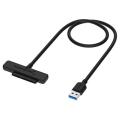"""Sabrent Adaptateur externe USB 3.0 pour disque dur 2""""½ SATA EC-SSHD"""